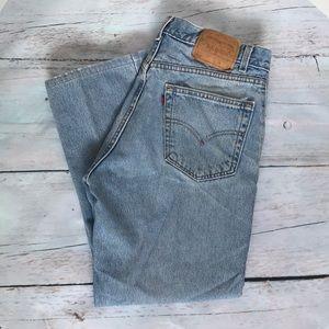 Levi jeans 34x27